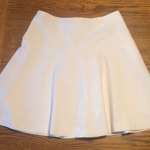 Size 2 Banana Republic Skirt White